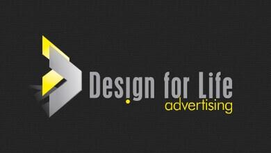 Design For Life Logo